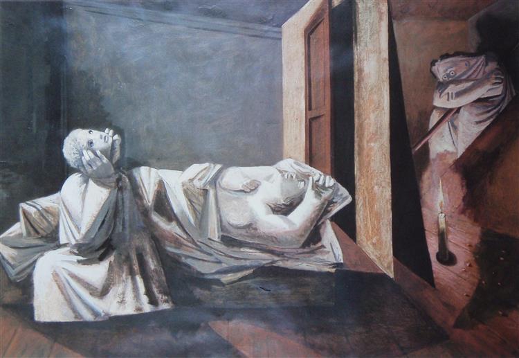 The Hiding, 1942 - Jan Cox