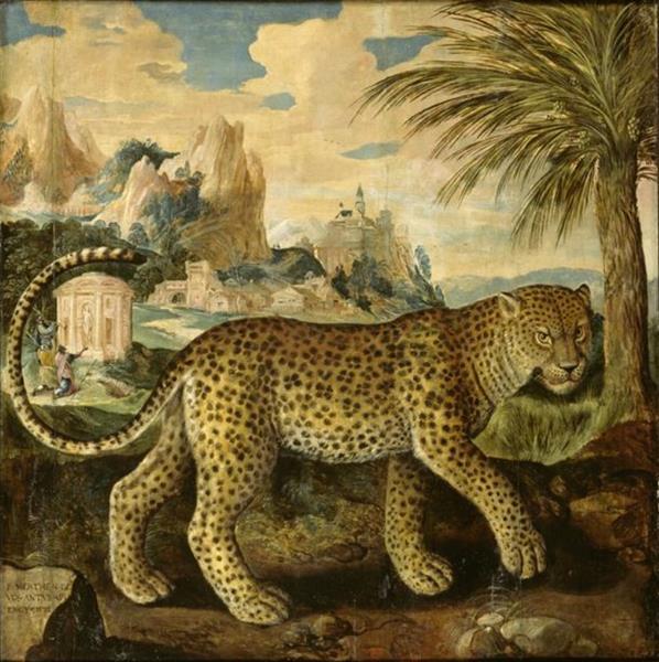 Leopard, 1603 - Maarten de Vos