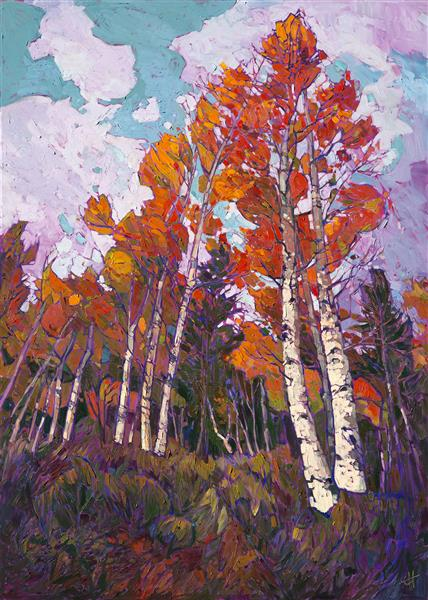 Cedar Breaks Color, 2015 - Erin Hanson