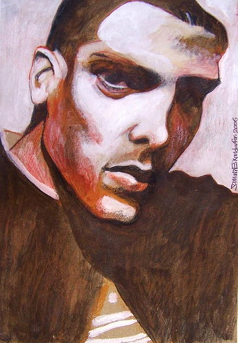 "From ""Other Faces"", 2006 - Samira Eskandarfar"
