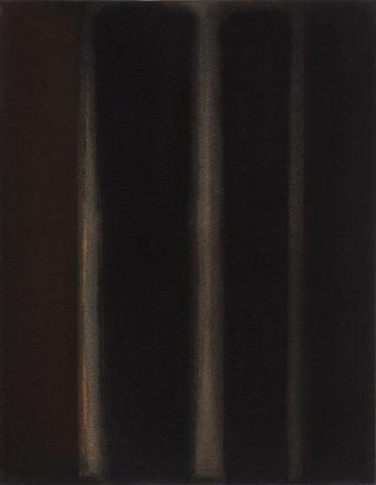 Umber Black, 1974 - Yun Hyong–keun