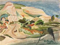 View from Balchik - Alexandru Phoebus