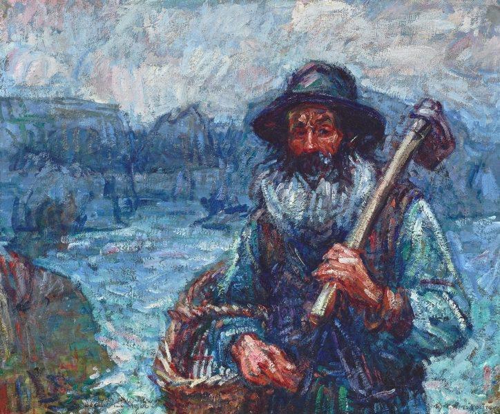 Mon ami 'Polite, 1900 - John Peter Russell
