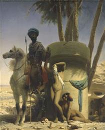 La Pudeur Égyptienne - Charles Gleyre