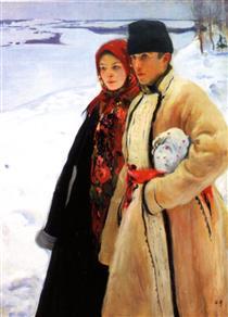 Winter - Oleksandr Muraschko