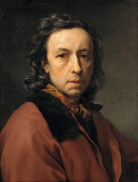 Self Portrait, 1779 - Anton Raphael Mengs
