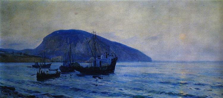 Silence, 1953 - Victor Puzyrkov