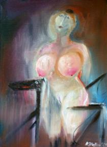 Lady Jockey - Monica Blatton