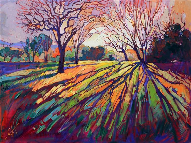 Crystal Light, 2016 - Erin Hanson