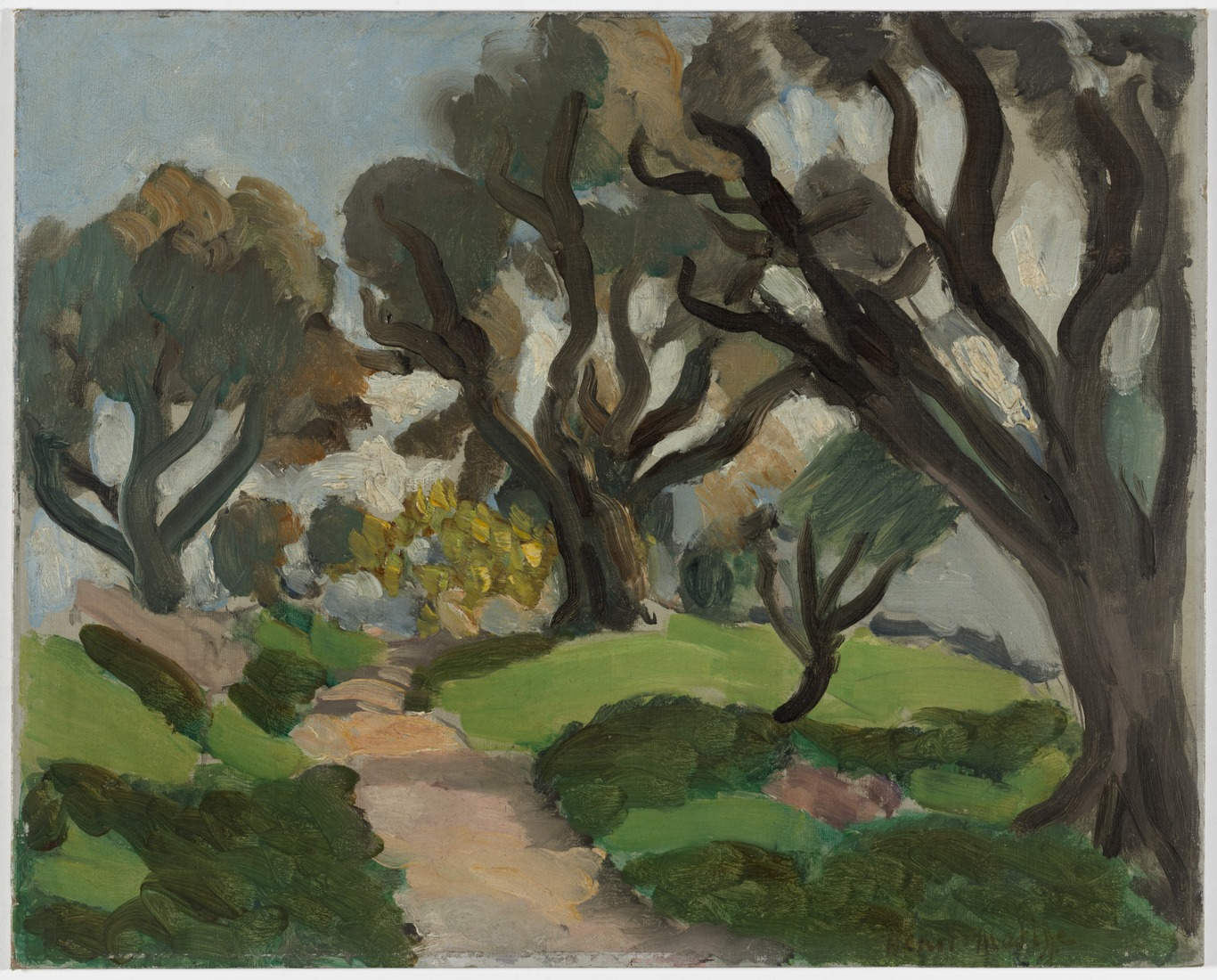 Landscape, 1918   Henri Matisse   WikiArt.org
