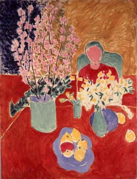 The Plum Blossoms, 1948 - Henri Matisse