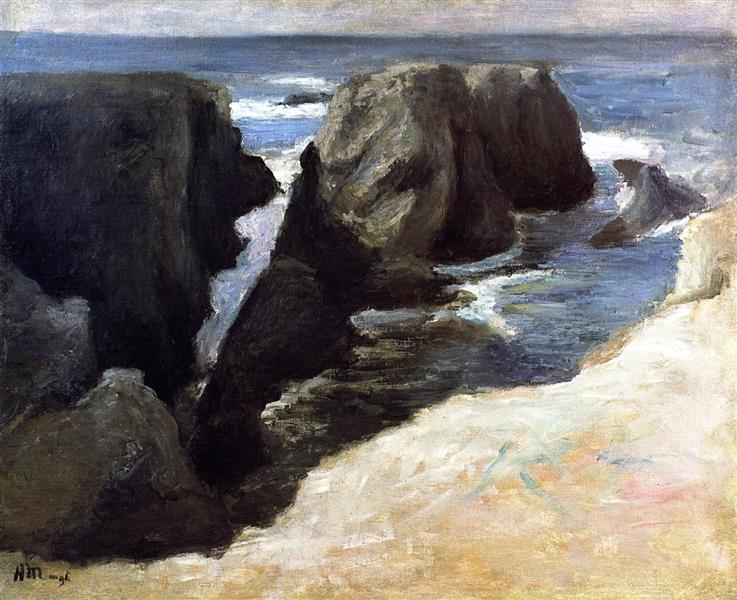 Belle Île - Henri Matisse