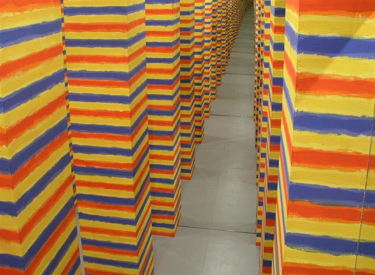 Granice Malarstwa – Granice Galerii, 2013 - Leon Tarasewicz