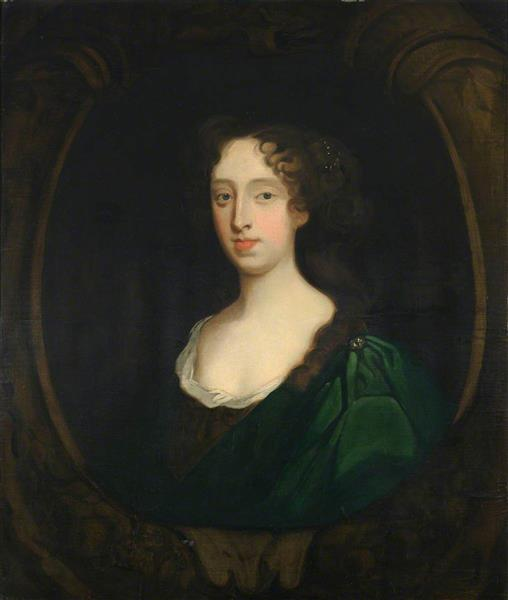 Elizabeth Coke of Derbyshire (1676–1739), c.1690 - Mary Beale