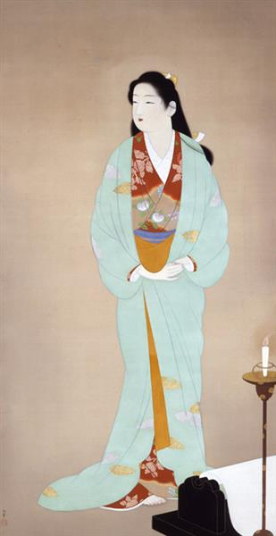 Kinuta, 1938 - Uemura Shoen