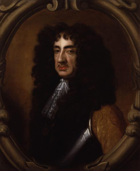 King Charles II, 1675 - Mary Beale