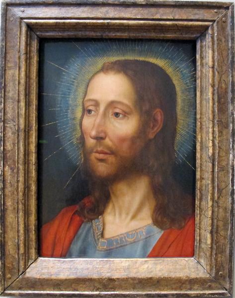 Cristo, c.1529 - Квентин Массейс
