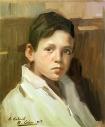 Portrait of children - Alejandro Cabeza