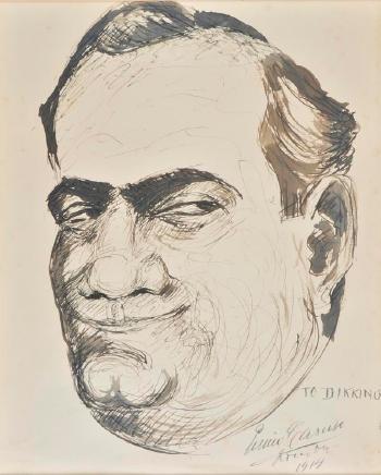 Self-Portrait, 1914 - Enrico Caruso