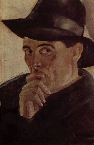 Self-Portrait, 1934 - Guido Viaro
