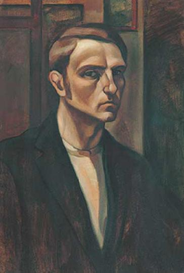 Self-Portrait, 1914 - Kmetty János