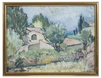 Study from the South of France - Анна Боберг