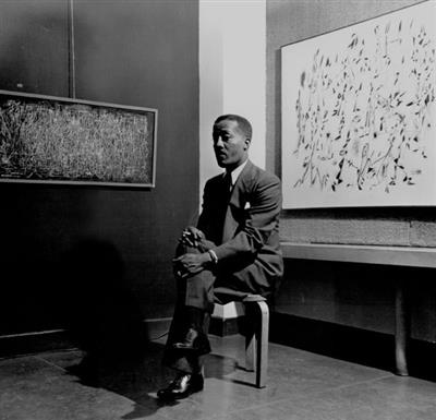 Norman Lewis - 21 obras de arte - pintura