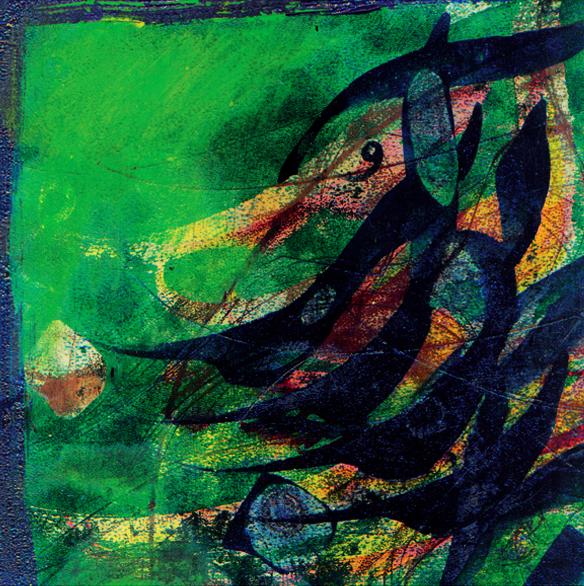 Give me glory to my eyes, 2007 - Esmaeil Rezaei