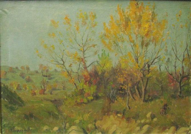Autumn - Teodor Harșia