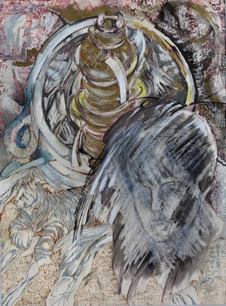 Dauka 3, 1989 - Małgorzata Serwatka