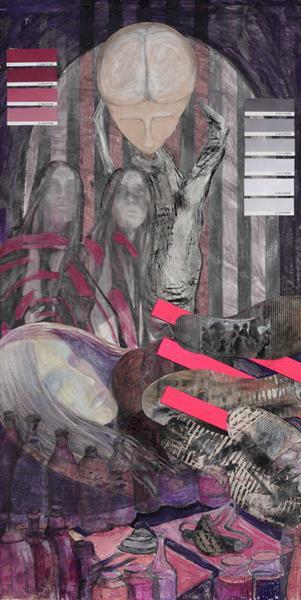 Reflection, 2012 - Małgorzata Serwatka