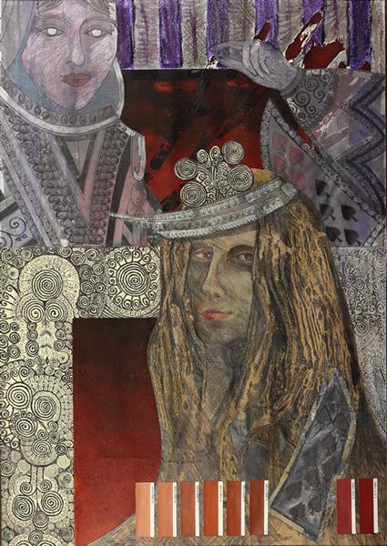 Queen of Spades, 2012 - Małgorzata Serwatka