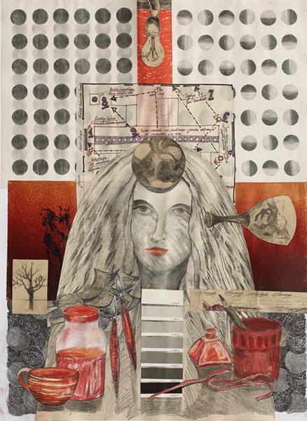 Confabulatory Dream, 2013 - Małgorzata Serwatka
