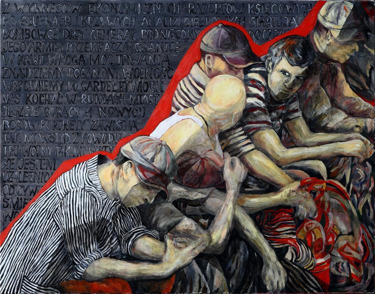 War, 2014 - Małgorzata Serwatka