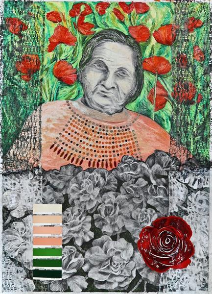 Aunt Kasia, 2015 - Małgorzata Serwatka