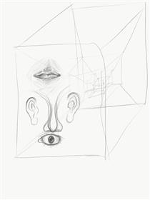 disordered portrait - Kasra