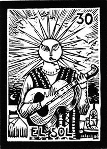 #30: El Sol (The Sun) - Marina Pallares