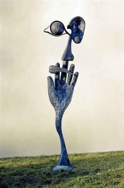 Monument to the Five Senses - Lubo Kristek