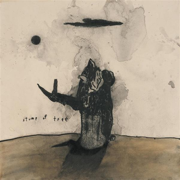 Stump of Tree, 2013 - David Lynch