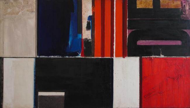 Pintura No. 4, 1973 - Fernando García Ponce