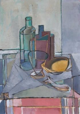 Still Life, 1959 - Fernando García Ponce