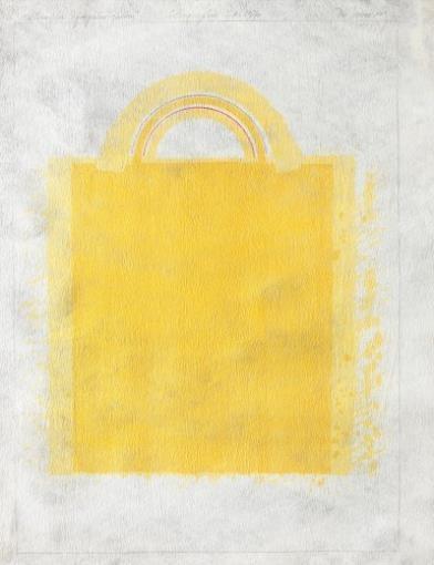 Yellow Homage, 1970 - Ion Nicodim