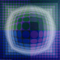 Victor Vasarely - 44 artworks - WikiArt org