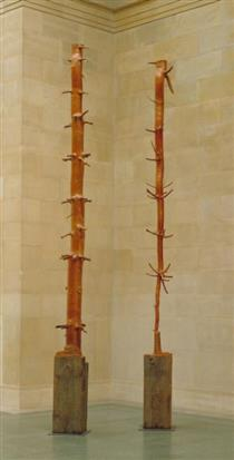 Tree of 12 Metres - Giuseppe Penone