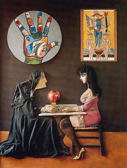 Ramona Y La Adivina, 1976 - Antonio Berni