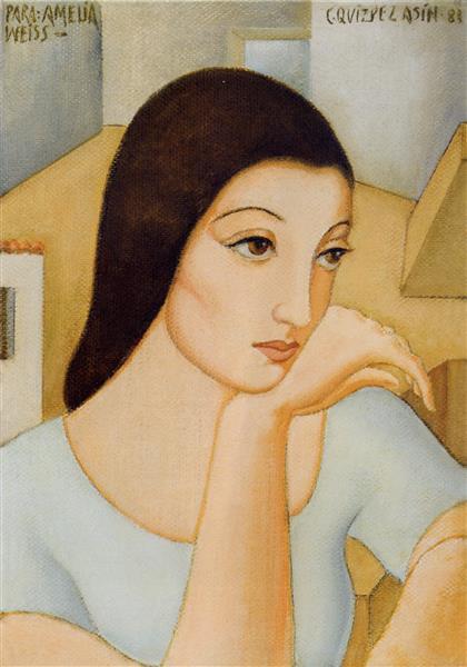 La Chica De La Azotea, 1974 - Carlos Quizpez Asín