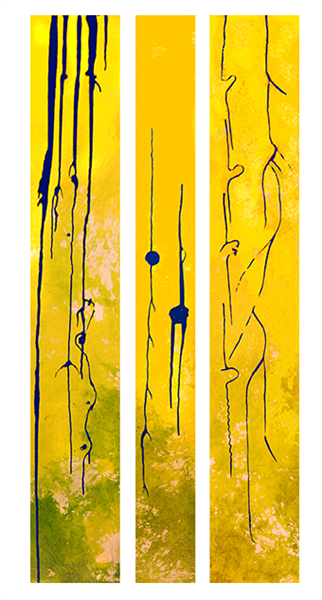 Banners, 2010 - Charles Gibbons