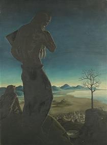Moses - Werner Peiner