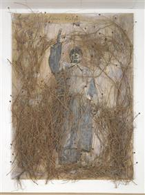 Let a Thousand Flowers Bloom - Anselm Kiefer