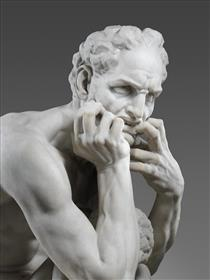 Ugolino and His Sons (detail) - Jean-Baptiste Carpeaux